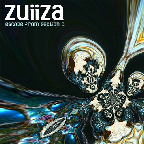 Zuiiza - Escape from Section C, album cover